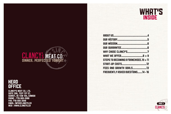 Clancy's Meat Co.