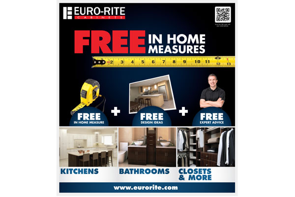 Euro-Rite Cabinets Flyer
